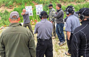 11 of the USCCA's Training Counselors spent over 35 Hours in the classroom and on the range with I.C.E. Training Company Instructors over Memorial Day weekend!