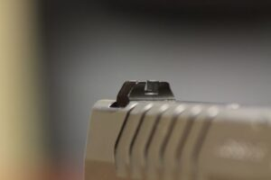 To date, exactly zero manufacturers have asked to ship defensive guns with our I.C.E. Claw Sights... maybe someday?
