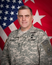 Commanding General Mark Milley doesn't support soldiers being armed for the purposes of Self Defense.